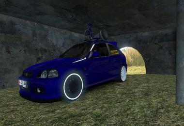 Honda Civic Hatchback 1.35