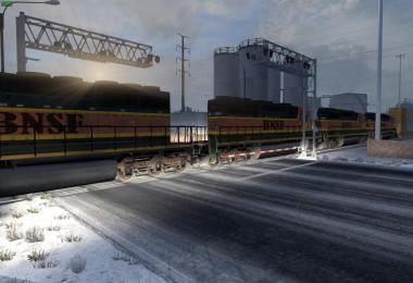 Improved Trains v3.2 for ATS 1.35.x