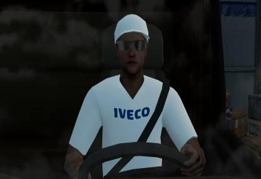Iveco Driver Skin 1.35.x