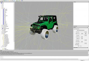 Jeep big wheels v1.1.0.0