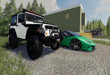 Jeep Rubicon FS19 v1.0