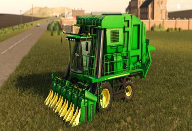 JOHN DEERE 7760 COTTON Baler v1.1