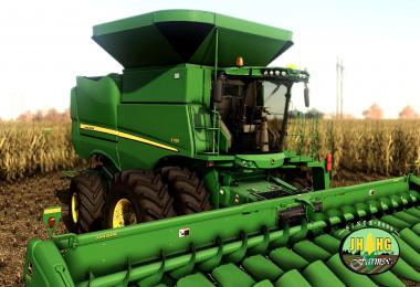 John Deere S700 North/South America & Australia official v1.1