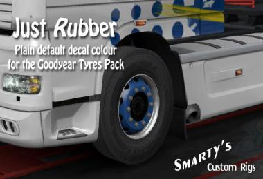 Just Rubber for Goodyear Tyre Pack 1.35
