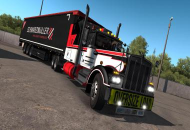 Kenworth W900A v4.0 Reworked 1.35.x