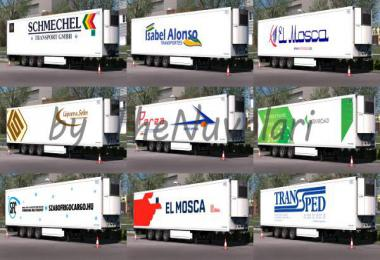 Krone CoolLiner Mega Skin Pack v1.1 by TheNuvolari