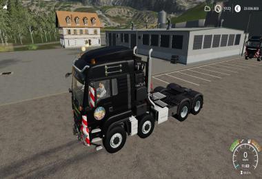MAN Schwerlast Zugmaschine v1.0.0.1