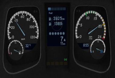 Mercedes MP IV Custom Board Computer 1.35.x
