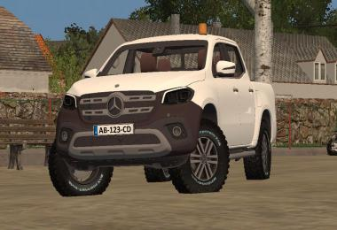 Mercedes Pick Up v1.0