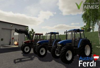 New Holland 60 / M / TM Series v1.0