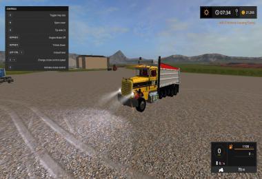 Peterbilt 389 dump truck v1.0.0.2