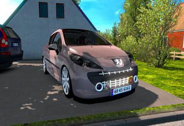 Peugeot 207 RC V4 1.35