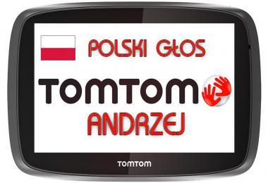 Polish Voice TomTom Andrzej v1.0