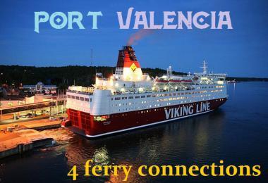 ProMods: Port Valencia v1.0