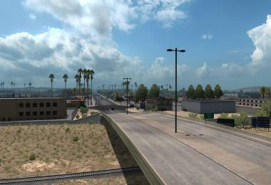 Rebuilds/Expansions in Southern CA & AZ v1.1.00