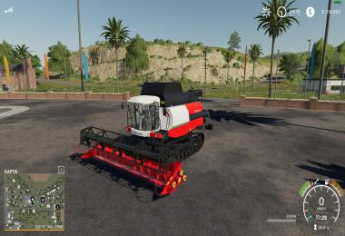 ROSTSELMASH VECTOR 450 v1.0.0.0