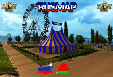 RUSMAP v1.9.0 Fixed 1.35