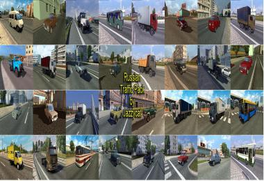 Russian Traffic Pack by Jazzycat v2.6