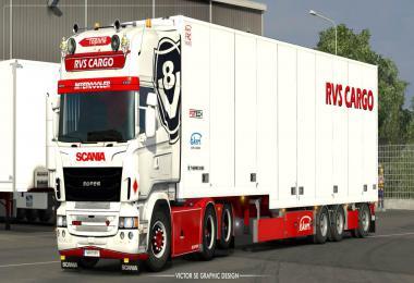 RVS Cargo V8 Skinpack v1.0