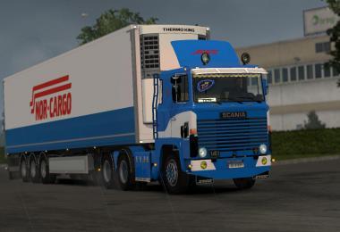 Scania 141 V8 1.35