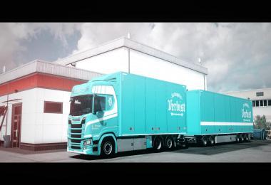 Scania 2016 C Verbist Son Ekeri Tandem Combo Pack 1.35