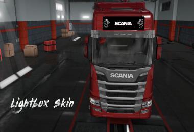 Scania NextGen Lightbox Skin 1.35.x