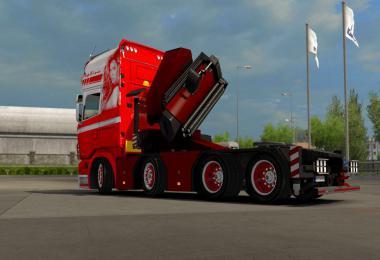 Scania Rjl Crane Mod v1.0