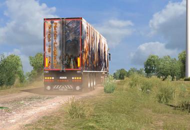 Scania S Thor The Viking Skin 1.35.x