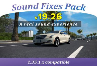 Sound Fixes Pack v19.26