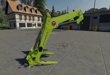 Stoll FZ 60 Claas green v1.0