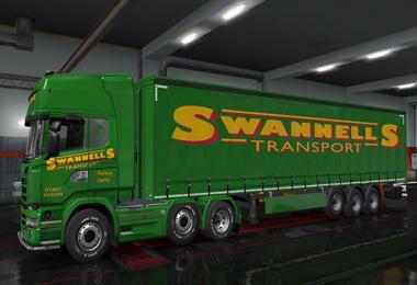Swannells Transport skins v1.0