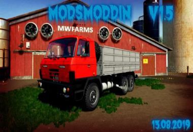 TATRA 815 AGRO & MODULES v1.5