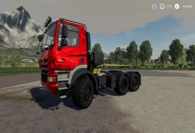 Tatra Phoenix 6x6 Nerd MP v1.0