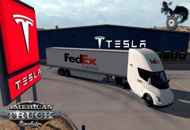 Tesla Truck 1.35