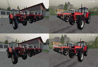 Zetor Crystal Pack v2.0