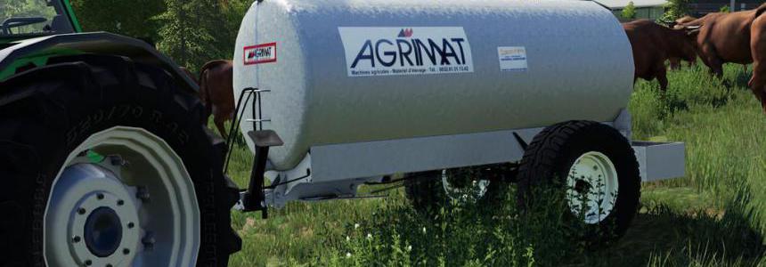 Agrimat TE 4100 v1.0.0.0