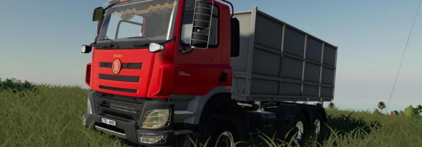 Tatra Phoenix Euro 6 v1.0.0.0