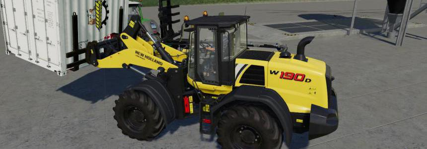 ATC Container Handling Pack v1.3.0.0