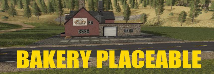 Bakery Placeable v1.05