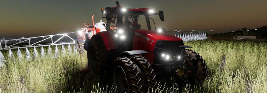 Case IH Puma CVX With Tracks v1.0.0.1