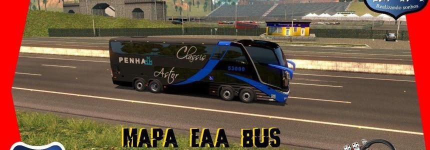 EAA BUS MAP v5.1 Update 1.35