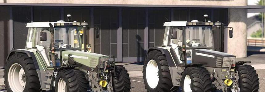Fendt Favorit 500 Seriesumbau v1.0.0.0