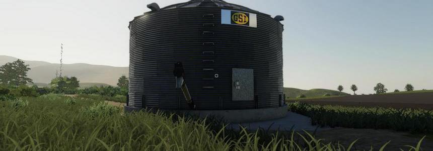 GSi grain bins pack v1.0