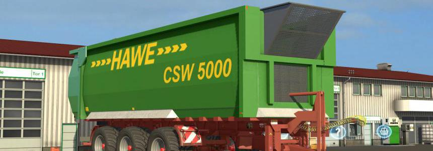 HAWE CSW 5000 TRAILER v1.0