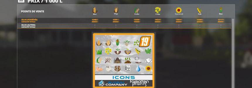 Icones Francais de GlobalCompagny v1.1.0.0