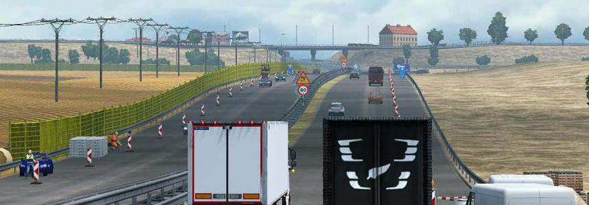 Improved Traffic Density [upd 19.09.19] 1.35.x