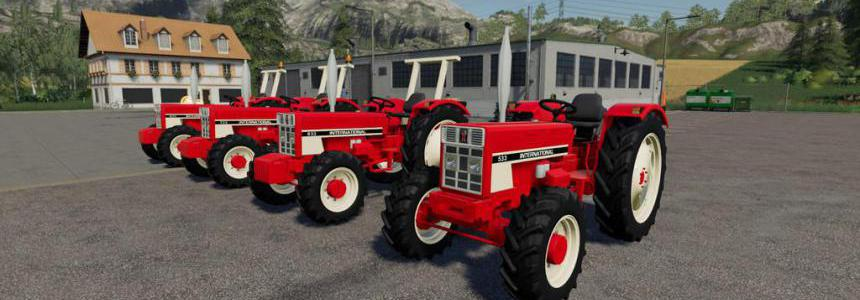 International Harvester 33 series v1.0.0.1