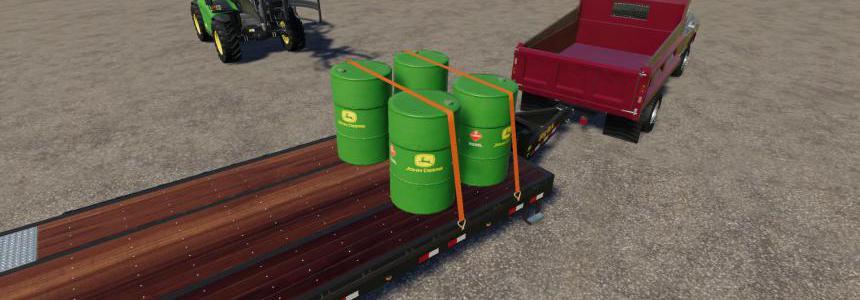 John Deere Diesel Barrel v1.0