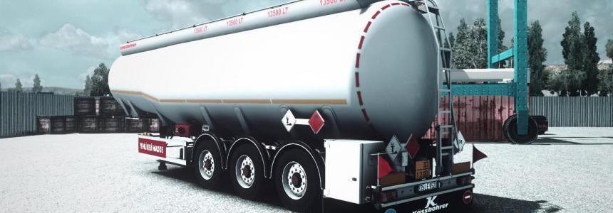 Kassbohrer Tanker 1.35.x