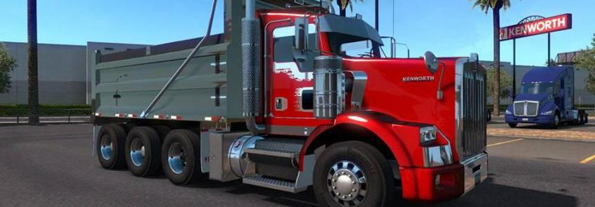 Kenworth T800 2016 DX 11 1.35.x